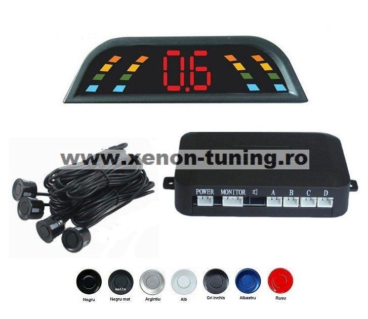Senzori parcare cu display LED S303