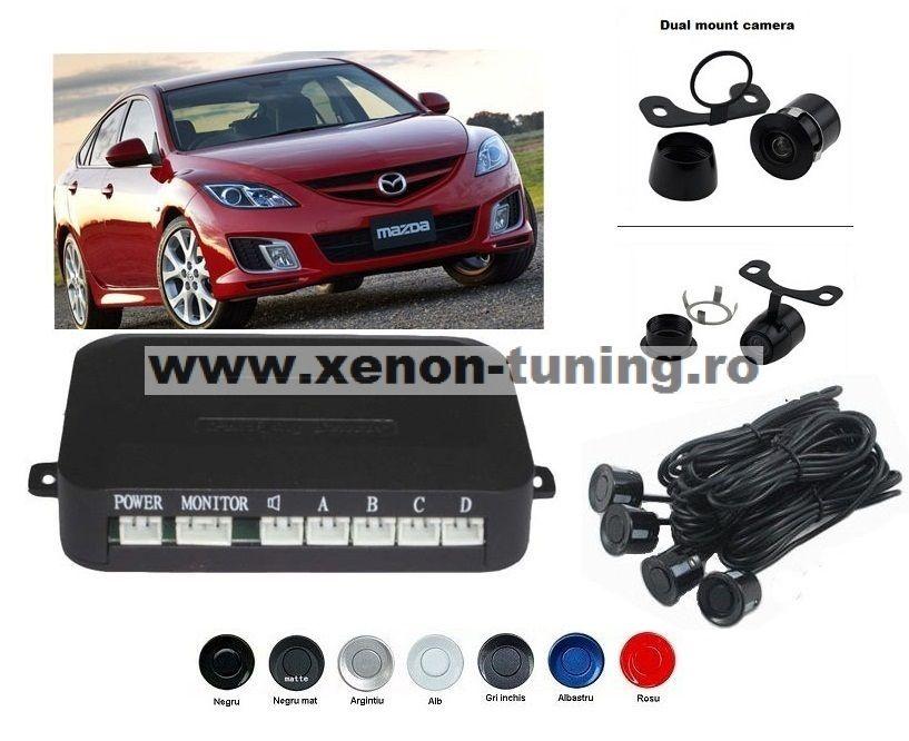 Senzori parcare cu camera video fara display