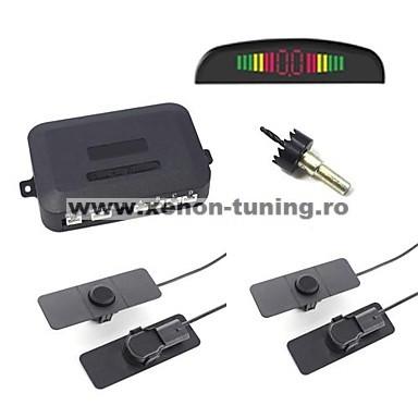 Senzori parcare tip OEM cu senzori tip originali 16,5 mm cu display LED S300-OEM